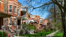 Houses in Chicago
