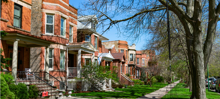 3 500 Sq Ft Homes Become The Norm In Chicago