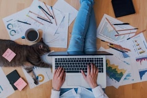 side jobs to do from home