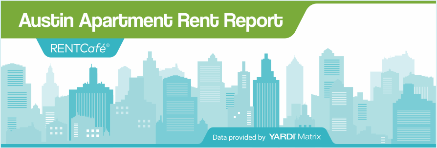Austin apartment rent report