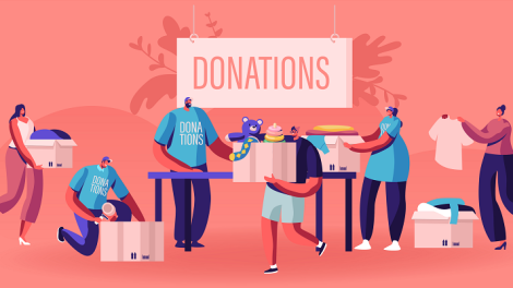 donate items pick up free