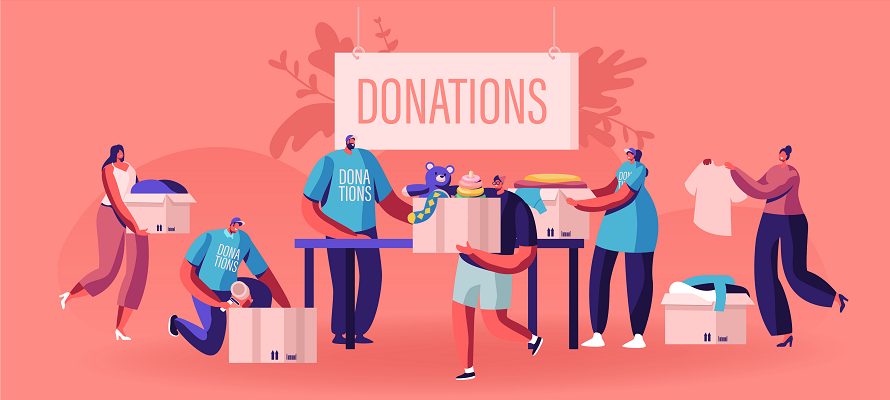 What Companies Will Pick Up Your Donations for Free - RENTCafé