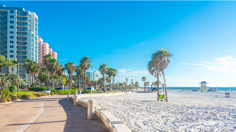 Clearwater Beach Tampa