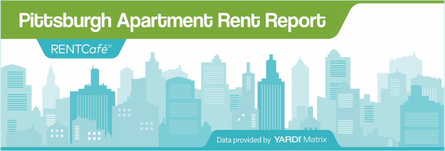 Pittsburg apartment rent report