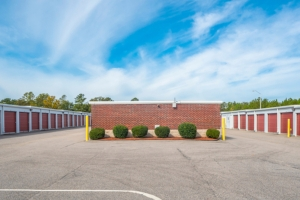 Storage Facilty with Large Yard