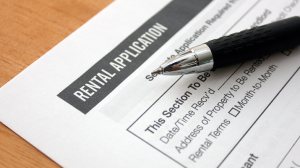 rental application process