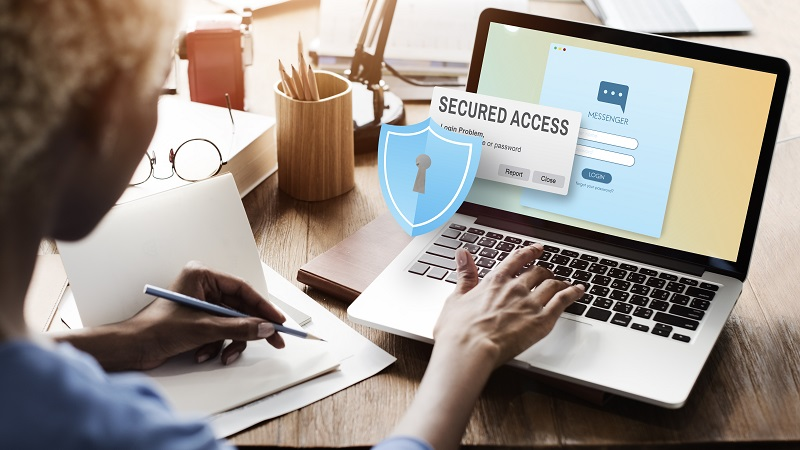 data protection while apartment hunting online