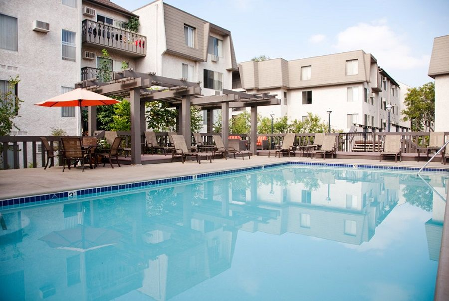 Woodcliff Apartments for Rent Los Angeles
