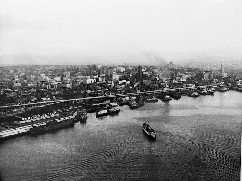 South Waterfront 1952