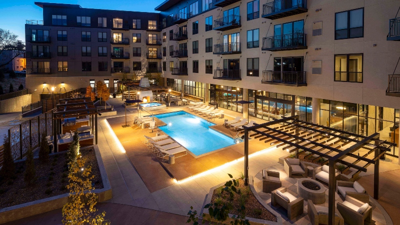 Apartments in St. Louis Park, MN