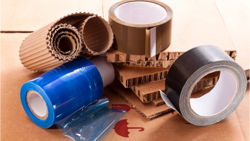 moving supplies from moving companies